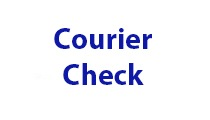 Courier Check
